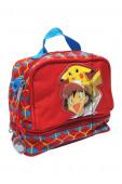 Lancheira Pokémon Pikachu e Ash
