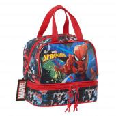 Lancheira Spiderman Go Hero