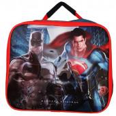Lancheira Térmica Batman vs Superman