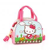 Lancheira térmica Hello Kitty garden