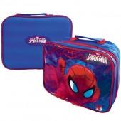 Lancheira térmica Premium Spiderman Web