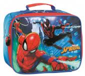 Lancheira Térmica Spiderman City Protection