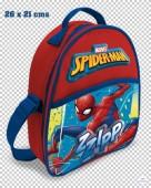 Lancheira térmica tiracolo Spiderman