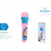 Lanterna Led Elsa Frozen