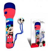 Lanterna Led Mickey
