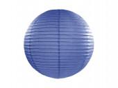 Lanterna Papel Azul Royal 35cm