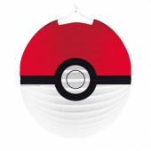 Lanterna Papel Pokémon Pokebola