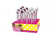 Lápis com Borracha Barbie Sortido