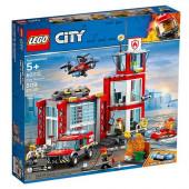 Lego 60215 - Quartel dos Bombeiros