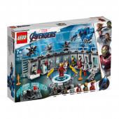 Lego 76125 - Salão das Armaduras do Iron Man