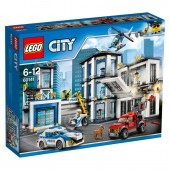 Lego City 60141- Esquadra de Polícia