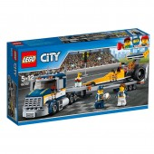 Lego City 60151 - Transportador de Dragsters