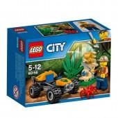 Lego City  60156- Buggy da Selva