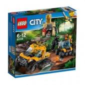 Lego City 60159 - Missão em Semi-Lagartas na Selva
