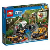 Lego City 60161 - Área de Exploração da Selva