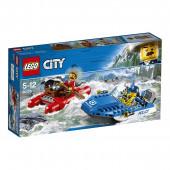 Lego City 60176 Fuga Águas Selvagens