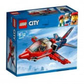 Lego City 60177 - Jacto de Acrobacias Aéreas