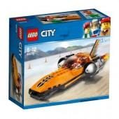 Lego City 60178 - Batedor de Recordes de Velocidade