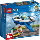 Lego City 60206 - Polícia Aérea Jato
