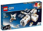 Lego City 60227 - Estação Espacial Lunar