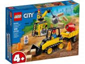 Lego City Bulldozer Construção Civil 60252