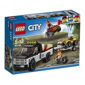 Lego City Equipa Corrida todo-o-terreno 60148