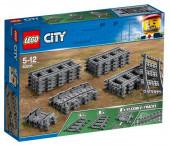 Lego City Trains 60205 - Carris e Curvas