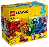 Lego Classic 10715 - Peças Sobre Rodas
