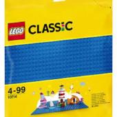 Lego Classic Placa de Construção Azul 10714