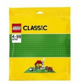 Lego Classic Placa de Construção Verde 10700
