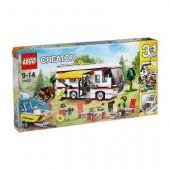 Lego Creator - Caravana de férias