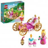 Lego Disney Carruagem Real da Aurora 43173