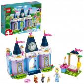 Lego Disney Celebração Castelo da Cinderela 43178