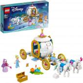 Lego Disney Princess A Carruagem Real Cinderela 43192