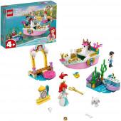 Lego Disney Princess O Barco de Cerimónia de Ariel 43191