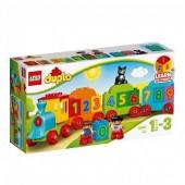 Lego Duplo 10847 - Comboio dos Números