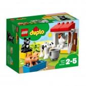 Lego duplo 10870 - Animais da Quinta