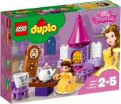 Lego Duplo 10877 - Festa de Chá da Bela