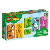 Lego Duplo 10885 Meu Primeiro Puzzle divertido