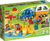 Lego Duplo Aventura Campismo