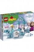 Lego Duplo Frozen 10920 - A Festa de Chá da Elsa e do Olaf