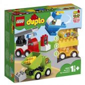 Lego Duplo My First 10886 - As Minhas Primeiras Criações Veículos