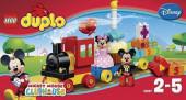 LEGO Duplo - O Desfile de Aniversário Mickey e Minnie