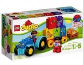 Lego Duplo - O meu primeiro Tractor 10615