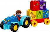 Lego Duplo O meu primeiro trator cores e frutas