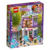 Lego Friends 41365 - O Atelier de Arte da Emma