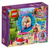 Lego Friends 41383 - Parque Infantil do Hamster da Olivia