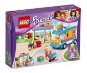 Lego Friends  - Entrega de Presentes 41310