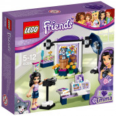 Lego Friends  - Estúdio Fotográfico da Emma 41305