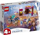 Lego Frozen 2 - 41166 Aventura em Caravana da Elsa